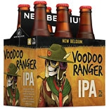 New Belgium Ranger India Pale Ale 6 Pack 12 oz Bottles Ranger IPA,12 oz Bottles