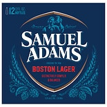 Samuel Adams Boston Lager 12 Pack 12 oz Bottles 12 oz Bottles