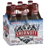 Smirnoff Ice Vodka 11.2 oz Bottles