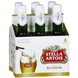 Stella Artois Beer 11.2 oz Bottles