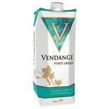 Vendange California Pinot Grigio 500 mL Box