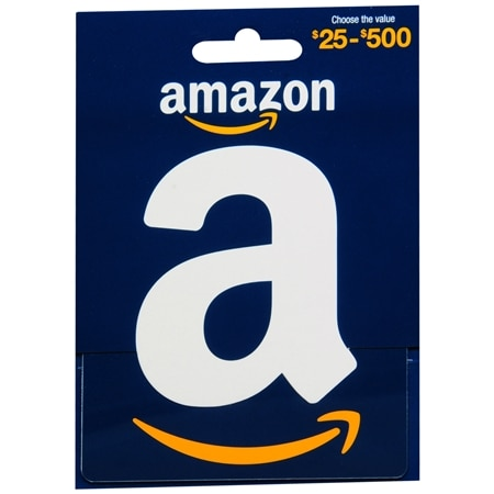 Amazon.com Non-Denominational Gift Card