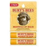 Burt's Bees Beeswax Lip Balm 2 Pack Peppermint