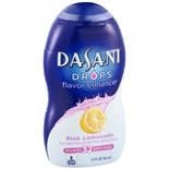 Dasani Drops Flavor Enhancer Liquid Pink Lemonade