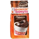 Dunkin Donuts Cafe Bakery Series Ground Coffee Chocolate Glazed Donut
