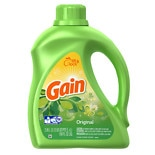 Gain Laundry Detergent Liquid Original