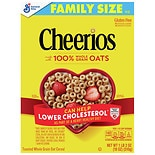 General Mills Cheerios Whole Grain Cereal