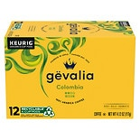 Gevalia 100% Arabica Coffee K-Cups 12 Pack Colombia