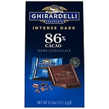 Ghirardelli Intense Dark Chocolate Bar 86% Cacao Midnight Reverie