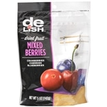 Good & Delish Dried Mixed Berries Mixed Berries