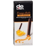 Good & Delish Orange Sticks Dark Chocolate