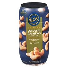 Good & Delish Colossal Cashews Roasted