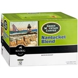 Green Mountain Ground Coffee K-Cups 12 Pack Nantucket Blend