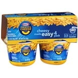 Kraft Macaroni & Cheese Dinner 4 Pack Original