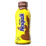 Nestle Nesquik Lowfat Milk 14 oz Bottle Chocolate