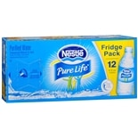 Nestle Pure Life Purified Water 12 Pack 12 oz Bottles