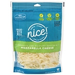 Nice! Low Moisture Shredded Cheese Mozzarella