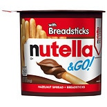 Nutella & Go Hazelnut Spread + Breadsticks Hazelnut