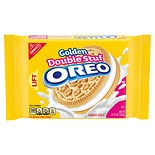 Oreo Double Stuff Sandwich Cookies Golden