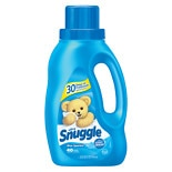 Snuggle Ultra Fabric Softener Liquid Blue Sparkle