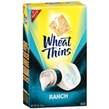 Wheat Thins Crackers Ranch