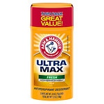 Click & Save: Buy 2 Arm & Hammer deodorant items, save $1.