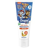 Orajel Bubble Guppies Anticavity Fluoride Toothpaste, 2+ Years Fin-tastic Fruit