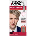Just For Men AutoStop Foolproof Haircolor Sandy Blond A-10 Color