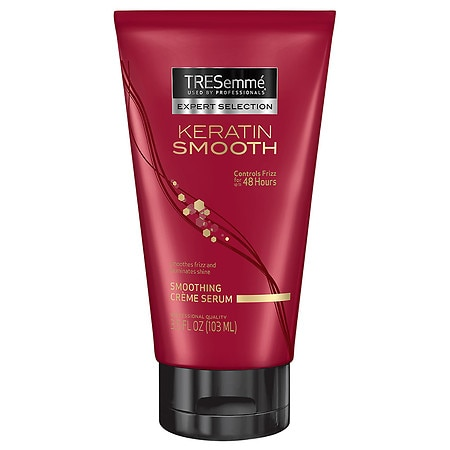 Keratin Smooth Smoothing Creme Serum by TRESemme