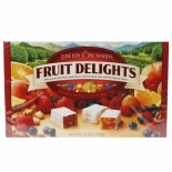 Fruit Delights 12 oz Box Fruit Delights Assorted Fruits and Nuts