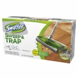 Swiffer Sweep & Trap in the Box Starter Kit