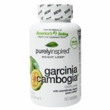 Purely Inspired Garcinia Cambogia, Veggie Tablets