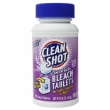 Clean Shot Concentrated Bleach Tablets Country Meadow
