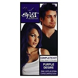 Splat Rebellious Colors Complete Hair Color Kit Purple