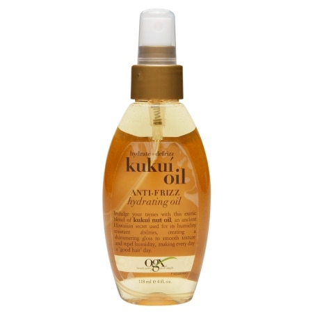 OGX Anti-Frizz Hydrating Oil Hydrate + Defrizz Kukui Oil