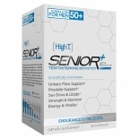 HighT Senior + Beta Prostate Testosterone Booster, Capsules