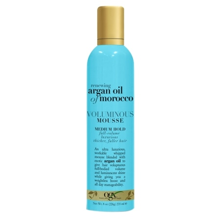 Voluminous Mousse Argan Oil of Morocco by OGX