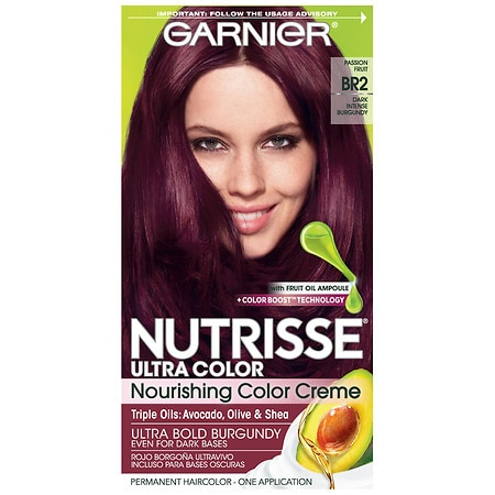 Garnier Burgundy Hair Color Price