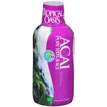 Tropical Oasis Acai Pure 100% Juice Dietary Supplement Liquid