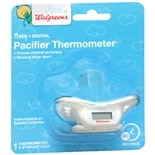 Walgreens Digital Pacifier Thermometer Thermometers