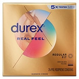 Durex Avanti Bare RealFeel Ultra Fine Lubricated Polyisoprene Non-Latex Condoms