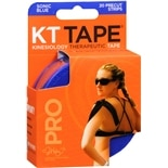 KT Tape Pro Kinesiology Tape Sonic Blue