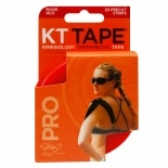 KT Tape Pro Kinesiology Tape Rage Red