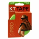 KT Tape Pro Kinesiology Tape Winner Green