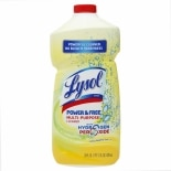Lysol Power and Free Multi-Purpose Cleaner, Citrus Sparkle