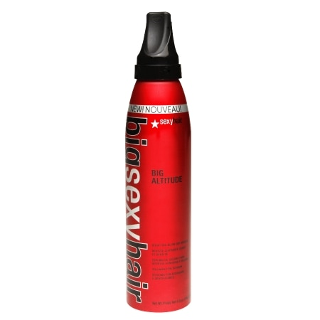 Big Altitude Bodifying Blow Dry Mousse by Sexy Hair Concepts