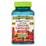 Purely Inspired 100% Pure Garcinia Cambogia+ Gummies Cherry