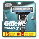 Gillette MACH3 Cartridges