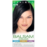 Clairol Balsam Color Liquid Permanent Hair Color Black 618