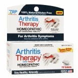 The Relief Products Arthritis Therapy Homeopathic Fast Dissolving Tablets